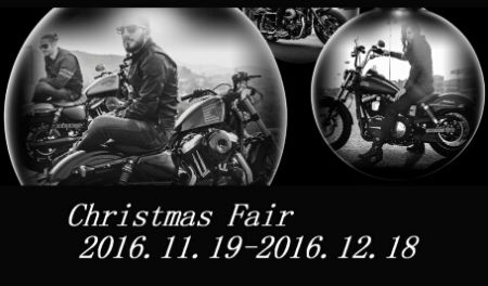 2016 Christmas Fair 開催中!