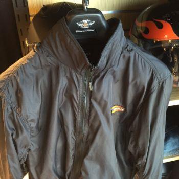 空気の澄んだこの季節 ハーレーダビットソンをゆっくりとお楽しみいただくための魔法のジャケット!