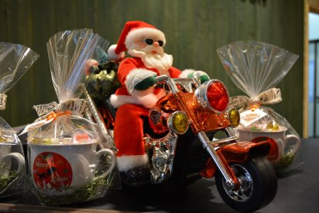 HARLEY CHRISTMAS FAIR 開催中