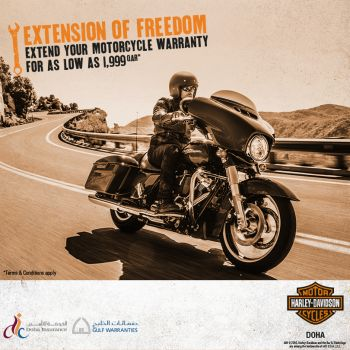 EXTENSION OF FREEDOM