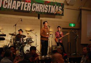 越後チャプター<br>クリスマスパーティー20th Anniversary