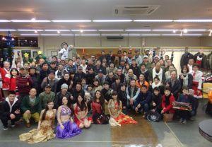 2016.12.17市川商会クリスマスパーティ