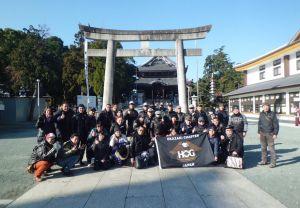 2016年12/18(日)に「2016豊川稲荷ラストラン」を開催しました。