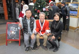 2016/12/18クリスマスパーティ