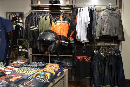 Снижение цен на одежду и аксессуары Harley-Davidson!