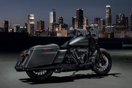 Новый мотоцикл Harley-Davidson - 2017 Road King Special.