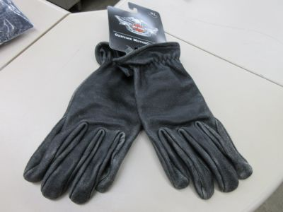 GLOVE-F/F,LEA,DISTRESS