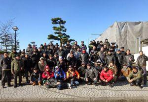 2017年2月19日(日) ハーレーツーリング・香川うどん&一鶴ツーリング