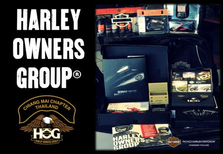 HARLEY OWNERS GROUP® Welcome Kit