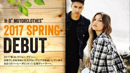 2017 MOTORCLOTHES SPRING COLLECTION DEBUT!