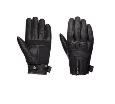 Leather Gloves #1 Skull