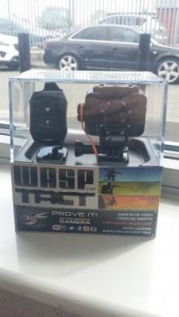 The new WASP Action Camera!