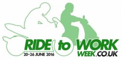 Support Ride to Work Week with Harley Rider Insurance