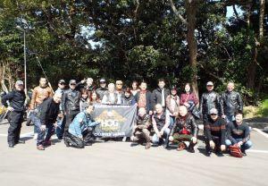 2017年3月12日HOGツーリング 糸島