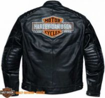 LEGEND LEATHER JACKET