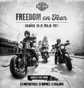 Harley Davidson® on Tour