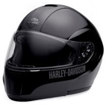 HELMET FULL SUN SHIELD - MATTE BLACK