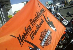 Official Harley Windhoek Opening