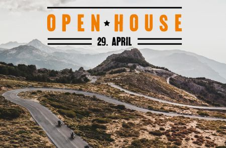 Velkommen til Open House 29. april