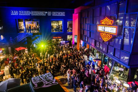 THE NEW AAS HARLEY-DAVIDSON® OF BANGKOK LAUNCHES TODAY : A New Milestone for the Iconic Brand in Asia Pacific
