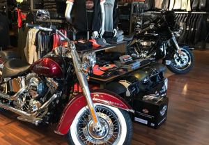 Butikk Harley-Davidson Nord Norge, Ballangen