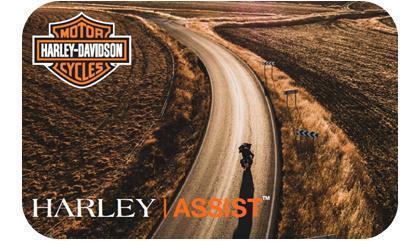 Asistenta Rutiera - HARLEY ASSIST™
