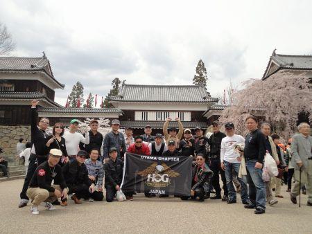 上田城に行ってきました!