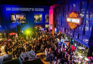 บรรยากาศงาน Rebel Revo เปิดศูนย์บริการ AAS Harley-Davidson® of Bangkok