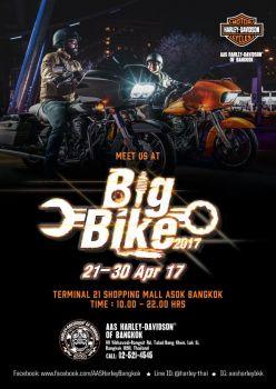 AAS Harley-Davidson® of Bangkok อัดโปรโมชั่นแรงภายในงาน Terminal 21 Big Bike 2017