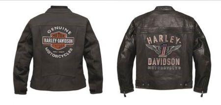 Harley-Davidson представляет новую сертифицированную мото-одежду.