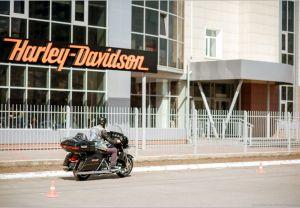День открытых дверей в Harley-Davidson Красноярск 23 апреля