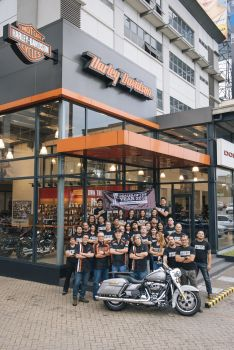 Harley-Davidson of Manila is the Asian Emerging Markets Dealer of the Year 2016