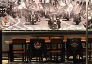 Мы открыли клуб Harley-Davidson Новосибирск.
