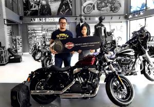 Congratulation Forty-Eight® 2017 Hard Candy Custom™ Hot Rod Red Flake