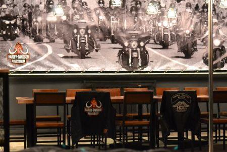 Открыт клуб Harley-Davidson Новосибирск