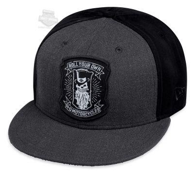 CAP-ROLLYOUROWN,B/L
