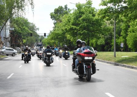 Freedom on tour  на Harlеy-Davidson® премина през столицата