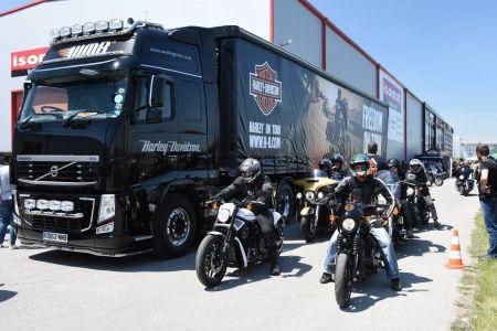 Harley® On Tour 2017: 23 байка и много рок!