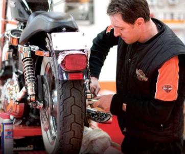 Работа в Harley-Davidson Тюмень