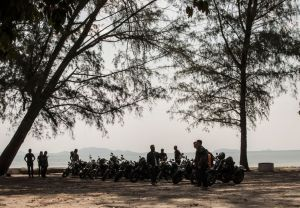 DYNA & V-ROD LUNCH RIDE TO MERSING – 21ST MAY 2017