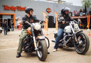 Harley Tour 2017 в Уфе