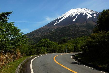 7月16日、合同ツーリング富士山~朝霧高原
