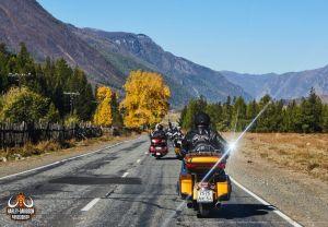 CHUYA HWY  Легендарный маршрут Новосибирск-Ташанта