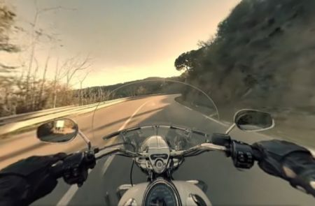 RIDE TO WORK WITH HARLEY-DAVIDSON