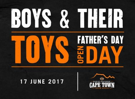 Boy's & Their Toys Father's Day Open Day