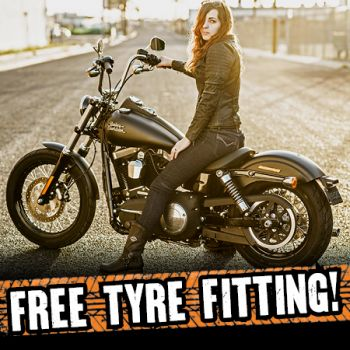 Free Tyre Fitting