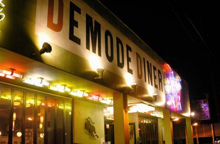 Independence Day ~Night Touring in Demode diner~ 2017.7.1(sat) 18:50