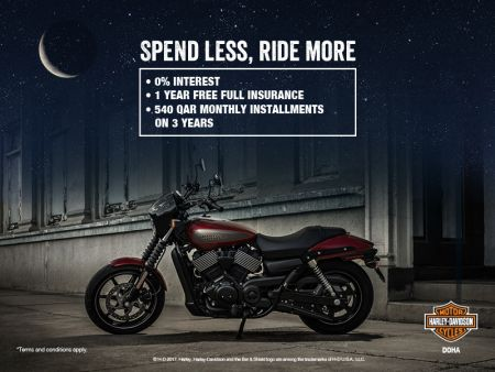 SPEND LESS, RIDE MORE.