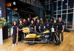 Opening Night Harley-Davidson Northern Emirates