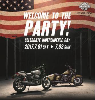 アメリカ独立記念日!